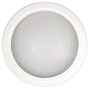 13 inch Skylight Diffuser Lens w/Trim Ring (Specify LENS TYPE) - 13 inch Tubular Skylight Diffuser Lens with Trim Ring. Available in Prismatic, White or Skybrite and Flat or Curved. Fits 13 inch tubular Skylights. Price/Each. (specify LENS TYPE before adding to cart, Prismatic Option Shown, Shipping UPS only)