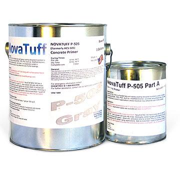 Novatuff P 505 Polyamide Epoxy Penetrating Primer Sealer