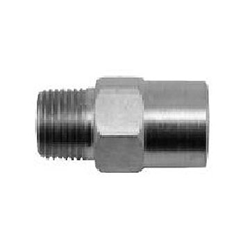 3/8 in. In-Line Filter - Senco # PC0675, 3/8 in. FPT x 3/8 in. MPT In-Line Pneumatic Tool Filter.