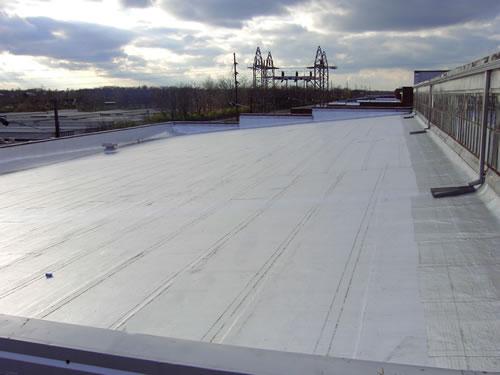 Peel & Seal Roof Example