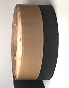 EPDM Reinforced Perimeter Strip /w Peel/Stick. 100 ft. Roll