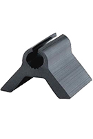 1.5 PipeGuard Pipe Support, MINI, Black EPDM (1)