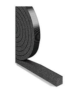 Proguard Seal  System, 2 inch x 2 inch x 20 feet Roll, Carton/18 Rolls - ProGuard Seal System, Metal Roofing Panel Closure Foam. 2 x 2 inch x 20 foot  Rolls. 18 Rolls/Pack. Price/Pack. (Shipping Leadtime 1-3 Business Days)