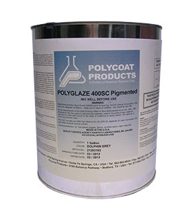 Polycoat Staingard 1110 Dolphin Grey 1G Kit - POLYCOAT STAINGARD 1110 DOPHIN GREY. 1 GAL KIT (A+B CANS). PRICE PER KIT.