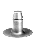 Portals Plus #71028 Aluminum One-Way Breather Vent