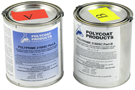 Polyprime 2180SC  Penetrating Waterproofing Primer, Low VOC, 2 QT