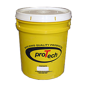 SuperiorSeal Topcoat, Elastomeric Roof Top Coat, SPECIFY COLOR (5G) - SuperiorSeal Topcoat by Pro-Tech. Acrylic Elastomeric Roofing Topcoat, 56 percent solids by volume. Ponding Water Grade. CCRC rated, 5-Gallon Pail. Price/Pail. (specify color before adding to cart; leadtime 2 business days)