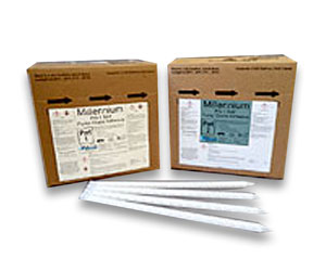 Millennium PG-1 Pump Grade Adhesive, VOC Free, PU Foamable Adhesive - Millennium PG-1 Pump Grade Roofing Adhesive. 2-Part, VOC Free, PU Foamable Adhesive. 5 Gallon 2-Box Set (10G total product). Price/Set. (shipping leadtime 1-3 business days)
