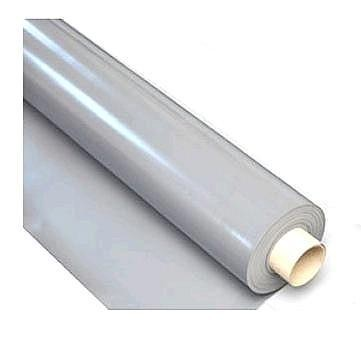 TPO Roofing Membrane, 60 mil, GRAY (6x100 ft.) - TPO ROOFING MEMBRANE, 60 MIL, GRAY COLOR, REINFORCED, 6 WIDE x 100 FOOT ROLL. PRICE/ROLL. (special order; leadtime 2-3 weeks; use FreighQuote Shipping)