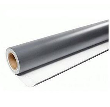 PVC Roofing Membrane, 80 mil, WHITE, 253 SF (40.5 in. x 75 ft.) - PVC ROOFING MEMBRANE, POLYESTER REINFORCED 80 MIL, WHITE, 253 SQUARE FEET, 40-1/2 INCH WIDE x 75 FOOT ROLL. PRICE/ROLL. (shipping leadtime 3-6 days)