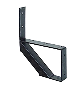 1-Stair One-Piece Stair Riser, Black Powder Coated Steel (case/4) - Pylex #13901 1-Stair One-Piece Stair Riser Bracket. Black Powder coated steel. 4 units/Case. Price/Case. (shipping leadtime 2-4 business days)