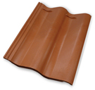 Quarrix Classic Spanish Roof Field Tile, Class A, SPECIFY COLOR