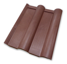 Quarrix European Pan Roof Field Tile, Class A, SPECIFY COLOR