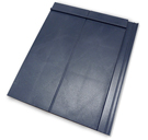 Quarrix Provincial Flat Roofing Field Tile, Class A, SPECIFY COLOR
