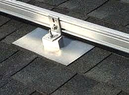 Rooftop Solar Panel Mounting Brackets, Equipment Mounting Brackets