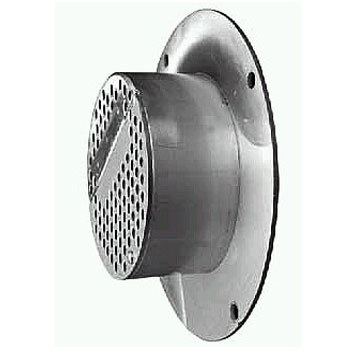 Watts Rd 956 Downspout Cover 6 In Stainless Steel