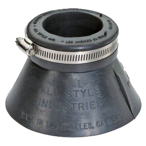 Retrofit Pipe Storm Collar, 1.5 Inch