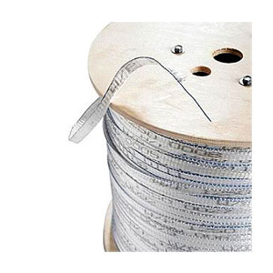 1/2 inch x 3000 ft. Detectable Polyester Pull Tape / Rope, 1250 Tensile - 1/2-inch x 3000