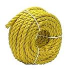 1/4 Inch x 300 ft. Yellow Polypropylene Rope