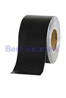 EternaBond RoofSeal PLUS BLACK Repair Tape, 4 in. x 25 ft. Roll