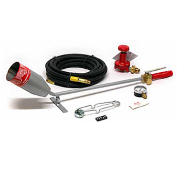 Red Dragon RT 3-20 C, Roofing Torch Kit, 500,000 BTU - Red Dragon RT 3-20 C, 500,000 BTU Roofing Torch Kit. Heavy duty kit for the roofer who needs higher BTU output. Price/Kit.