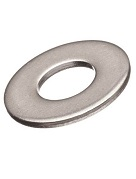 3/8 Inch ID Flat 316 Stainless Steel Washer, SAE Type, 1