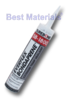 SB-1800 Everflex Quick-Set Sealant, Clear