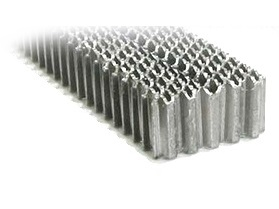 Spotnails #416-8M 1/4 inch Corrugated Fasteners (8000) - Spotnails #416-8M, 1/4 x 1 inch Corrugated Fasteners. Collated in strips. 8000/Box. Price/Box.
