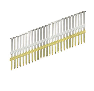 2-1/2 x .120 Framing Nails, FRH, Sencote Finish - 2-1/2 x .120 INCH FRAMING NAILS, FRH, 21 DEG PLASTIC COLLATED, SMOOTH, SENCOTE FINISH. SENCO BRAND. 2300/BOX PRICE/BOX. (special sale, inventory reduction, qty limited)