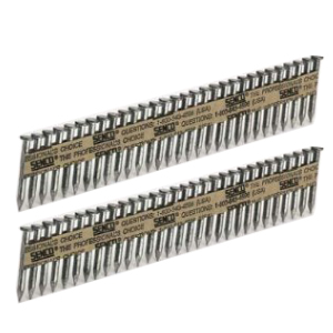 1-1/2 x .148 in. Nail, Bright Smooth Shank, 32 Deg Collated  FRH, 2000 - 1-1/2 in. x .148 in. BRIGHT FRAMING NAIL, 32 DEGREE COLLATED, FULL ROUND HEAD, SMOOTH SHANK,  2000/BOX, PRICE/BOX.