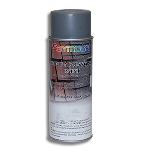Roof Accessory Spray Paint Weathered Wood Color