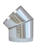 10 Inch Skylight Angle Elbow