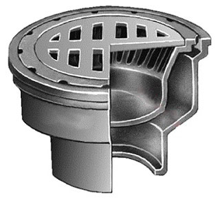 Smith #2110B Cast Iron Sediment Bucket - Smith #2110B Replacement Cast Iron Sediment Bucket. Fits 2110 / 2115 Floor Drains. Price/Each. (AKA# 2210B / 02663-10-0; Shipping Lead Time 1-3 Business Days; Inside Bucket Only, no other components included)