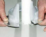 Retrofit Flashing Boots for All Pipe Sizes and Applications