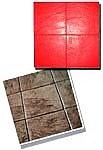Slate Pattern Concrete Stamp