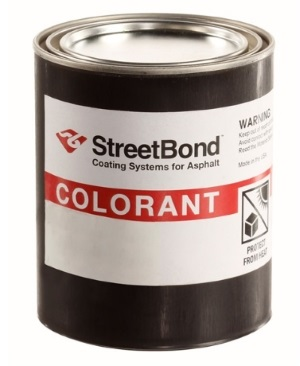 StreetBond Colorant, 1-pint (SPECFIY COLOR) - StreetBond Colorant / Color Pack. 1-Pint Can. Price/Can. (see special ordering notes in detail view)