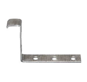 #107GV3 Grip Clip, 1-3/4 or 2 inch, Galvanized, for Tile (500) - #107GV3 Grip Clip, 1-3/4 or 2 inch, Galvanized, for Tile Roof. 500/Box. Price/Box. (specify size before adding to cart; shipping leadtime 3-5 business days)