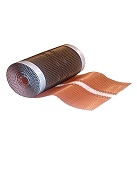 TileSeal 11 in. x 25 ft. Flexible Alum Flashing, Specify COLOR
