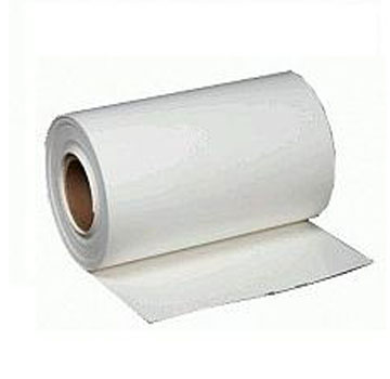 TPO Flashing Membrane, 60 mil, WHITE, non-reinforced, (1x50 ft.) - TPO FLASHING, 60 MIL, WHITE, NON-REINFORCED MEMBRANE, 12 INCH WIDE x 50 FOOT ROLL. PRICE/ROLL.