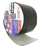 U.Seal 12 in. x 33 Ft. CHARCOAL COLOR Roof Tape (1)