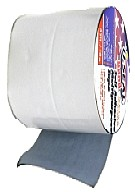 U.Seal 4 in. x 33 ft. WHITE Color Aluminum Faced Roof Tape
