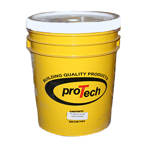 EC-100 Elastomeric Roof Top Coating, CRRC Energy Star Tan (5G) - Pro-Tech EC-100 Acrylic Elastomeric Roof Coating, CRRC Rated Energy Star Tan Color, 63% Solids. 5 gallon Pail. Price/Pail.