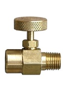 Propane Torch Flame Adjusting Valve, 1/4 in.