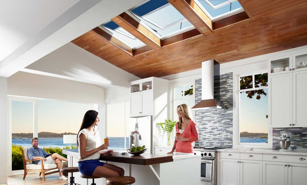 VELUX Skylights | Discount Roof Windows, Skylight, Sun ...