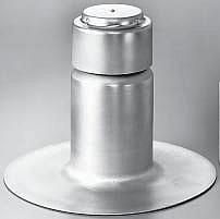 Aluminum Insulvent One Way Breather Vent