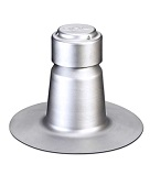 Aluminum Two-Way Breather Vent, OlyVent (case/25)