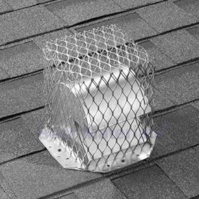 Roof Vent Guard Animal Control Screen 11 X 11 X 13