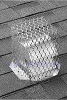 Roof Vent Guard / Animal Guard Screen, 7 x 7 x 9, Stainless Steel