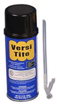 Versi-Tite Expanding Foam Sealant, 12 oz. Straw Cans, Case/12