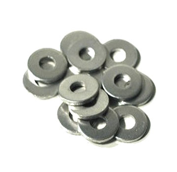 Washer, 1/4 ID x 1/2 OD Round Aluminum Rivet Back-Up Washer (500) - Aluminum Rivet Backup Washer, 1/4 size ID x 1/2 OD x .062 Thick, Round Aluminumt, Type AS-12. Fits 1/4 inch Rivets. 500/Bag. Price/Bag. (10,000/case, order full cases for added discounts; leadtime 1-3 days)